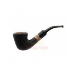 Курительная трубка Barontini Asti черный бласт, 9 мм, форма 2 \ Asti-02