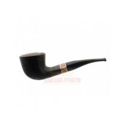Курительная трубка Barontini Asti черный бласт, 9 мм, форма 3 \ Asti-03