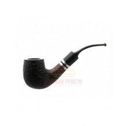 Курительная трубка Barontini Novara черный бласт, 9 мм, форма 6 \ Novara-06