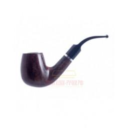 Курительная трубка Barontini Raffaello темная, форма 1 \ Raffaello-01-brown