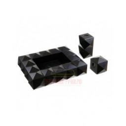 Настольный набор сигарных аксессуаров Colibri \ SET-AT100T1