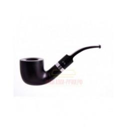 Курительная трубка Gasparini черная, форма 23 \ 910-23