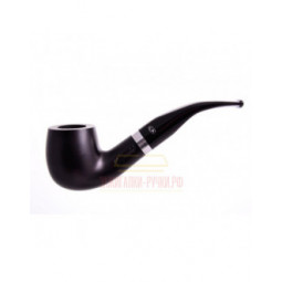 Курительная трубка Gasparini черная, форма 27 \ 910-27