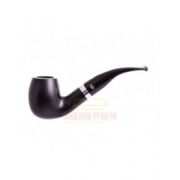 Курительная трубка Gasparini черная, форма 28 \ 910-28