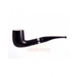 Курительная трубка Gasparini черная с пенкой, форма 32 \ 620-32