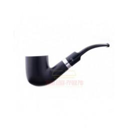 Курительная трубка Gasparini черная с пенкой, форма 36 \ 620-36
