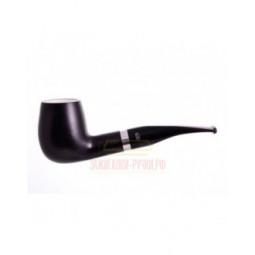 Курительная трубка Gasparini черная с пенкой, форма 37 \ 620-37