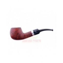 Курительная трубка Gasparini с пенкой, форма 45 \ 620-45