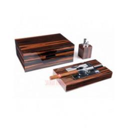 Настольный набор сигарных аксессуаров Gentili \ SET-SVH09-Incavo