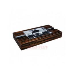 Пепельница Howard Miller на 2 сигары, Эбеновое дерево \ 810-068