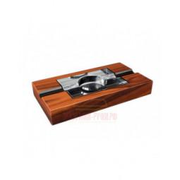 Пепельница Howard Miller на 2 сигары, Розовое дерево \ 810-066