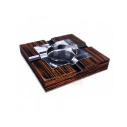 Пепельница Howard Miller на 4 сигары, Эбеновое дерево \ 810-087