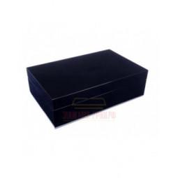 Шкатулка подарочная для трубки, черный лак \ 810-099