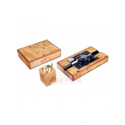 Настольный набор сигарных аксессуаров Howard Miller \ SET-810-002