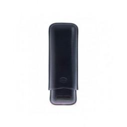 Футляр Jemar на 2 сигары (диаметром до 28 мм), натуральная кожа \ 497-2-Black