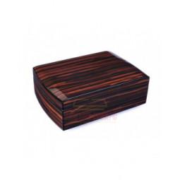 Хьюмидор Lubinski с подарочным набором на 30 сигар, Макассар \ QB209