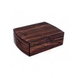 Хьюмидор Lubinski с подарочным набором на 30 сигар, Орех матовый \ QB206