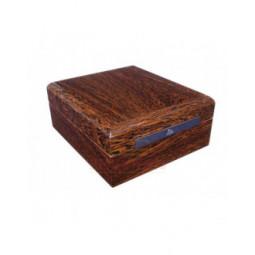 Хьюмидор Lubinski на 60 сигар с лотками, Железное дерево \ Q620