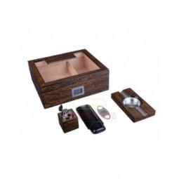 Настольный набор сигарных аксессуаров Lubinski \ SET-QB509