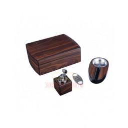 Настольный набор сигарных аксессуаров Lubinski \ SET-QB206