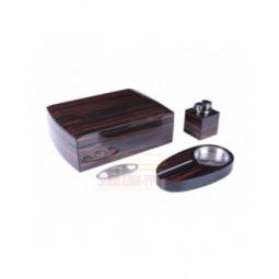 Настольный набор сигарных аксессуаров Lubinski \ SET-QB209
