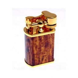 Зажигалка настольная Lubinski кремневая, металл \ WT190-4
