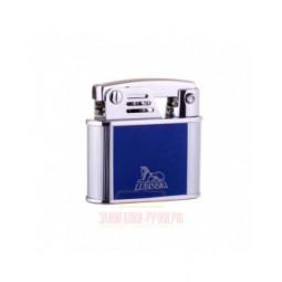"""Зажигалка Lubinski """"Бассано"""", кремневая, синяя \ WD570-4"""