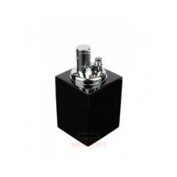 Зажигалка настольная Mastro de Paja, Черный лак \ 1900-BLK