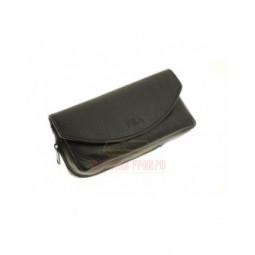 Сумка P&A для трубки и табака, натуральная кожа, черная \ P315-Black