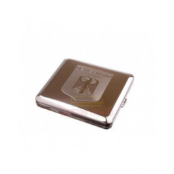 Портсигар Stoll на 18 сигарет, металл \ C43-3