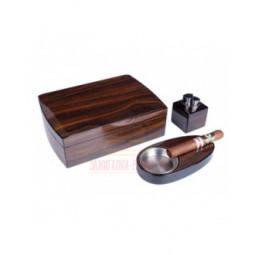 Настольный набор сигарных аксессуаров Tom River \ SET-569-144