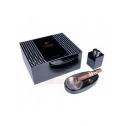 Настольный набор сигарных аксессуаров Tom River \ SET-569-099