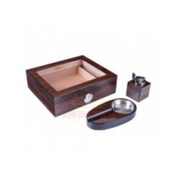Настольный набор сигарных аксессуаров Tom River \ SET-561-132