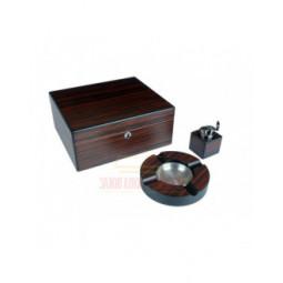 Настольный набор сигарных аксессуаров Lubinski \ SET-Q4245