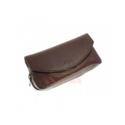 Сумка P&A для трубки и табака \ P315-Brown