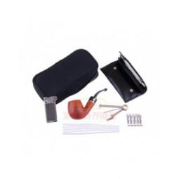 Набор трубокура Passatore Premium Volterra \ 409-408