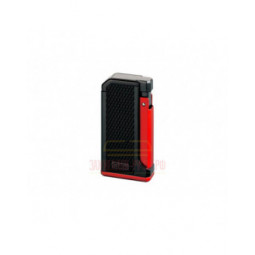 Зажигалка Colibri Monza I matte black and anodized red / pachmayr grip \ CB LI-200T001