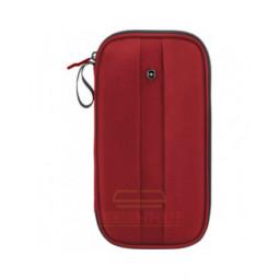 Дорожный органайзер Travel Organizer с RFID-защитой VICTORINOX красный \ 31172803