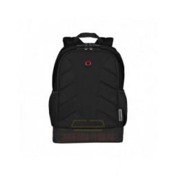 Городской рюкзак Quadma WENGER черный \ 610202