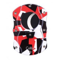 Гильотина Colibri Camo, красная \ CU100T81