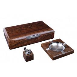 Настольный набор сигарных аксессуаров Lubinski \ SET-Q227